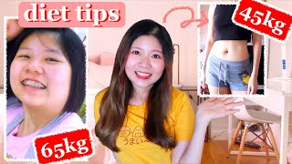 """HOW I LOST 44 POUNDS + EASY """"SECRET"""" DIET TIPS to Lose Weight FAST (Without Pills & YOYO Effect)"""