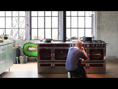 J.Corradi (model Country) - Multifunction electric oven