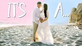 OUR OFFICIAL BABY GENDER REVEAL!