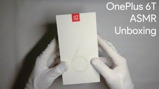 OnePlus 6T Unboxing | ASMR Unboxing