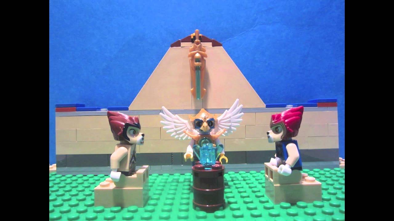 Lego legends of chima episode 1 youtube - Legende de chima saison 2 ...