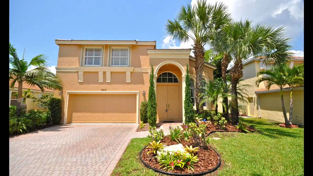 GORGEOUS HOUSE FOR SALE IN RIVIERA ISLES MIRAMAR FL