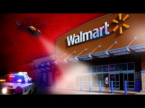 Walmart Goes On Lockdown Prank Call