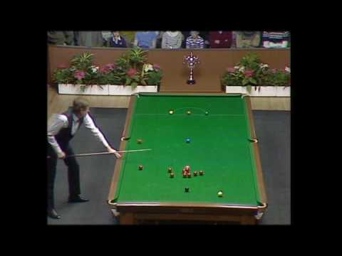 First Maximum Break on Television (by Steve Davis)