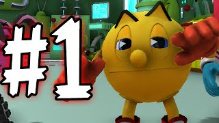 Pac-Man and The Ghostly Adventures - Part 1 - New World (Let's Play)
