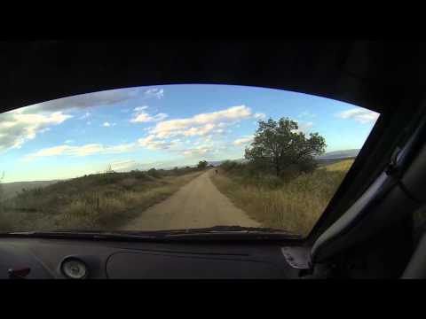Rally Argentina 2015 . Gabriel Abarca - J.C. Varela // Shakedown On Board