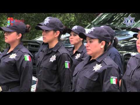 Forma Parte de Seguridad Pública Municipal de Tepeji del Río