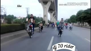 New one weeling funny rider & fail one weelar  rider....