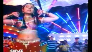 Jo beech bajariya tume meri from movie Ansh by akfunworld.mpeg