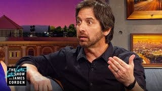 Ray Romano Loves His British Accent