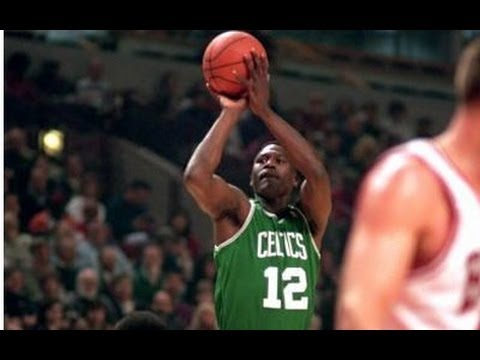 Dominique Wilkins 22 points, 18 rebounds - Highlights vs Orlando Magic 1994/1995
