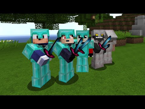 Minecraft: The Bridges | 3x FULL DIAMOND | w/ Snake, Gannicus | #67