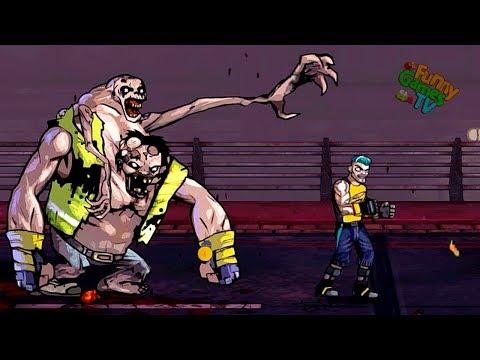 ОСТОРОЖНО ЗОМБИ Освобождаю Лондон от Зомби в игре Bloody Zombies