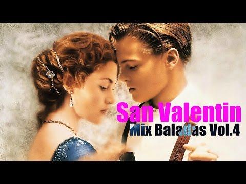 Baladas Románticas en Español 💘 Especial 14 de Febrero Mix