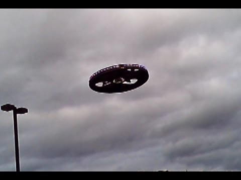 RC UFO Flying Saucer with Lights