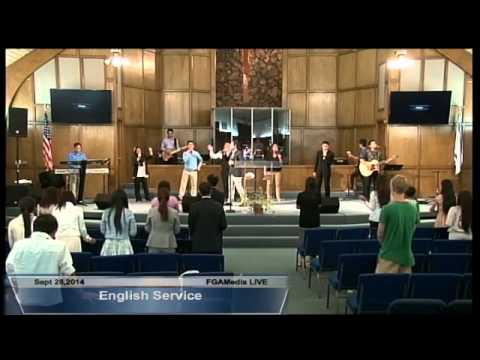 Sept 28,2014 English Service Praise and Worship