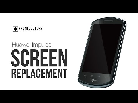 Huawei Impulse Screen Replacement Guide