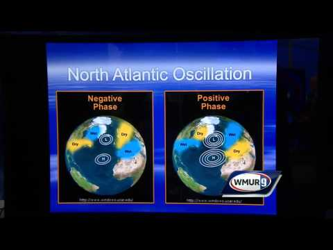Weather Wednesday: NH winter weather forecast for 2014-2015