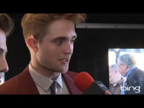 Robert Pattinson on Fake Twitter Accounts Video