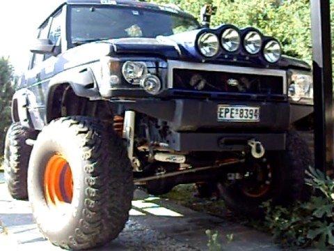 Land Rover Discovery Big Foot Serres Hellas Youtube