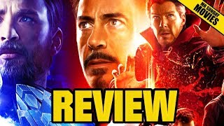 Review AVENGERS: INFINITY WAR (Good, Great, Terrible?)