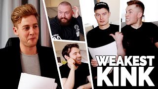 YOUTUBER WEAKEST LINK ft WillNE, StephenTries, True Geordie & Laurence
