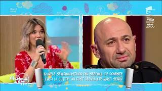 """Download Lagu Gina Pistol, despre concertul Bruno Mars și finala emisiunii """"Chefi la Cuțite Gratis STAFABAND"""
