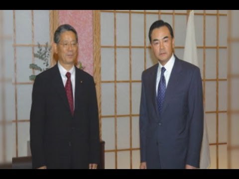 China to Appoint Japan Expert Wang Yi as Foreign Minister