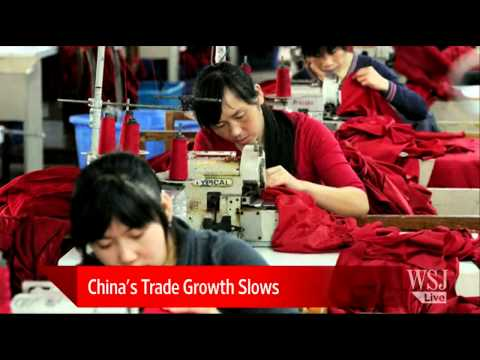 Another Sign China's Economy is Weakening