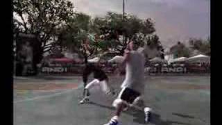 And1 Streetball Game - iBall Controller