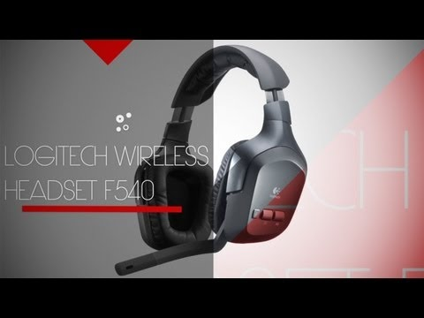 Logitech Wireless Headset F540 - Review
