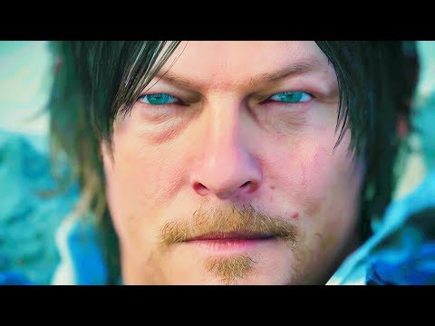 DEATH STRANDING | Трейлер русский 4K (The Game Awards 2017, субтитры) | Игра 2018