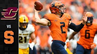 Central Michigan vs. Syracuse Football Highlights (2017)