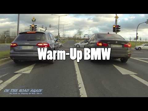 Audi A4 3.0TDI quattro vs BMW 335d xDrive (F30)