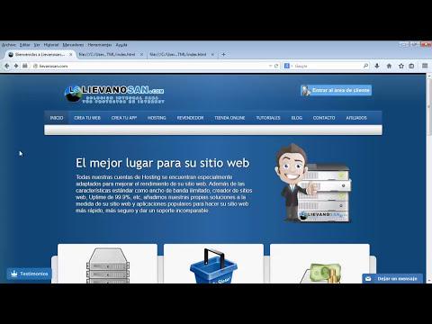 Tutorial básico de HTML desde cero - Video 1: Introducción.