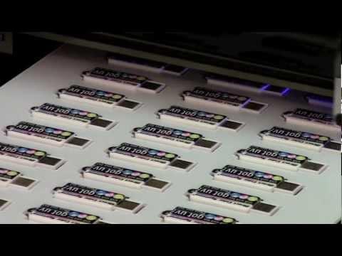 UV-LED Printing - Small-Format Printers - DCS Direct Jet UV