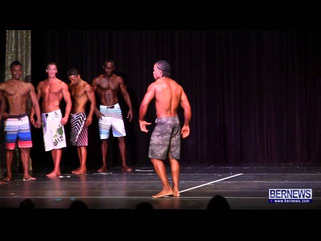 Mens Physique Division In Bodybuilding &amp; Fitness Extravaganza, May 4 2013