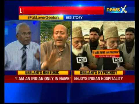 'Not an Indian by birth, passport a compulsion': Syed Ali Shah Geelani
