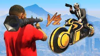 ROCKETS vs STUNTERS!! (GTA 5 Online)