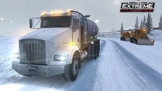 Прохождение игры 18 wheels of steel extreme trucker 2