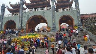 CHÙA BA VÀNG  - Quảng Ninh với kiến trúc đẹp và độc đáo