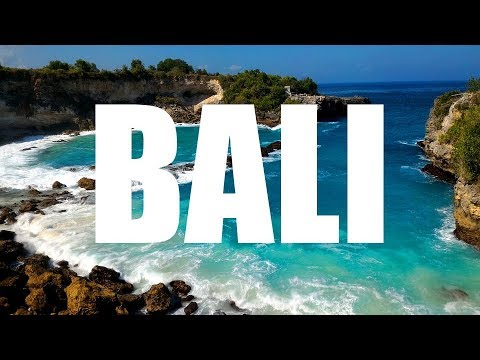 (HD) Tour of Beautiful Bali, Indonesia Tropical Paradise