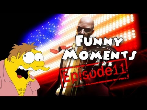 Funny Moments Episode 11: Hitman Blood Money