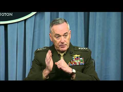 Carter, Dunford Brief Media