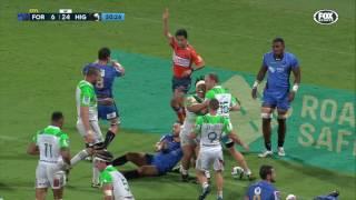 2017 Super Rugby Round 13: Force v Highlanders