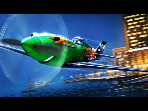 Planes Trailer #2 2013 Disney Movie - Official [HD]
