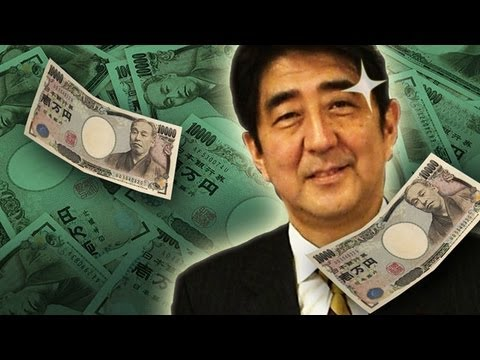 Shinzo Abe returns as Japan's prime minister, makes economy his top priority