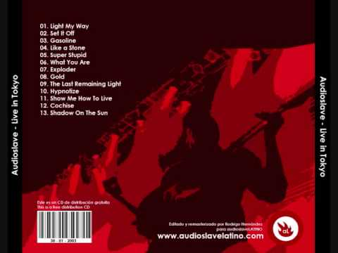 Audioslave - The Last Remaining Light