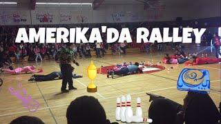 Okulumdaki Ralley Kutlamasi - AMERIKA'DAKI TURK