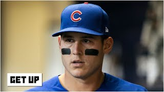 Cubs' Anthony Rizzo blasts MLB for lack of safety protocols for players | Get Up